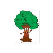 Mitzvah Tree Poster; Lam...