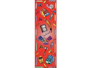 School Theme Die-Cut Stickers
