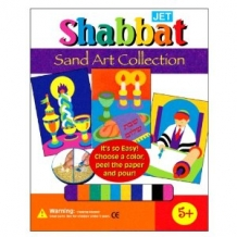 Shabbat Sand Art Collect...