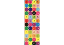 Smilie Face Dots Stickers