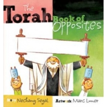 The Torah Book of Opposi...