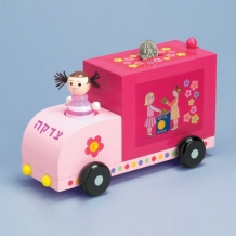 Large Truck Tzedakah Box...