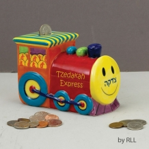 Tzedakah Express Train; ...