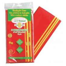 20 Sheets Warm Colored B...