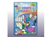 Decorate A Menorah Kit